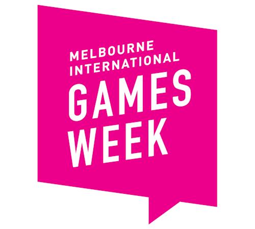 Melbourne International Games Week Logo