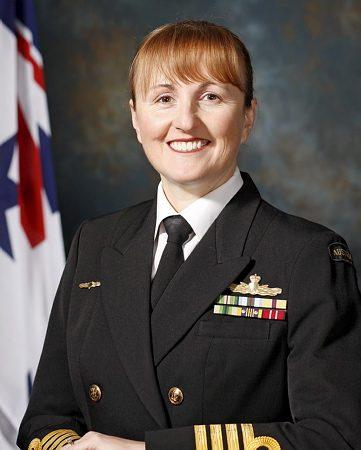 CDRE Allison Norris